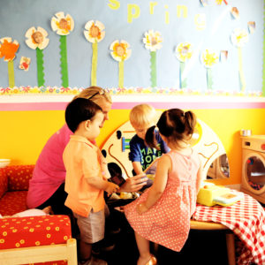 Top Kindergarten in Dubai