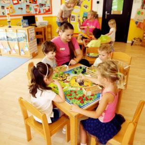 British Curriculum Nursery Dubai