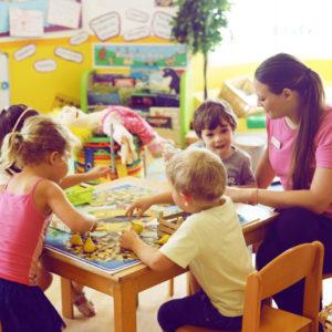 Most qualified Nursery in Dubai